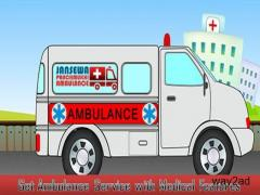Utilize Ambulance Service in Mangolpuri with Advanced Medical Care