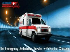 Select Ambulance Service in Karolbagh with Expert Medical Team