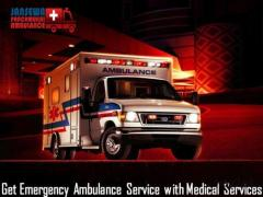 Pick Ambulance Service in Kapashera at a Very Reduced Cost