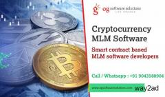 Cryptocurrency MLM Software and Smart contract based MLM System developers