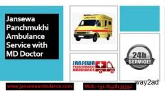 Choose Ambulance Service in Hazaribagh with Excellent Medical Services