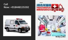 Book Ambulance Service in Ramgarh with All Essential Medical Setups