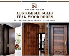 Wood Door Manufacturers - Reldorwoods