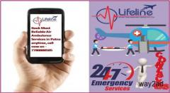 Get an Emergency Air Ambulance in Patna in a Single Call