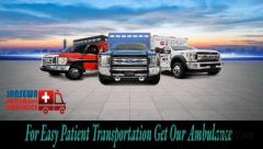 Hire Ambulance Service in Kumhrar with Complete Medical Care