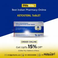 Ketosteril Tablet Online At Discounted Price (up to 30% Off) In India