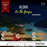 Destination Wedding in Rishikesh | Aloha Resort Rishikesh