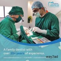 Teeth whitening treatment - Creative dental clinic