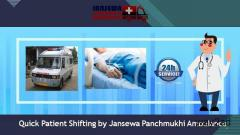 Latest Version of ICU Based Road Ambulance Service in Ranchi
