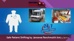 Use a Least Price Emergency Ambulance Service in Hazaribagh