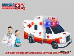 Get Spectacular ALS Ambulance Service in Bokaro