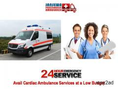 Select Hi-Quality ICU Ambulance Service in Railway Station