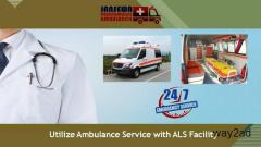 Obtain Ambulance Service in Gumla with Full Healthcare Support