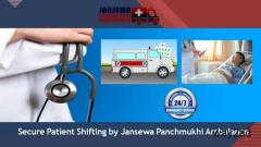 Receive Ambulance Service in Purnia with ICU Specialist Physician
