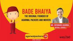 Agarwal Packers and Movers | DRS Group | Bade Bhaiya