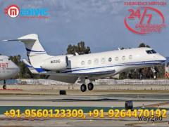 Utilize Advanced Medical Facility Air Ambulance in Lucknow