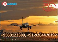 Superior and Hassle-Free Air Ambulance in Bangalore