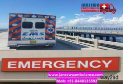 Take the Best Ambulance Service in Kankarbagh with an Experienced Medical team