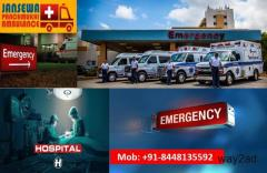 Just Avail the Best Ambulance Service in Danapur at a low cost