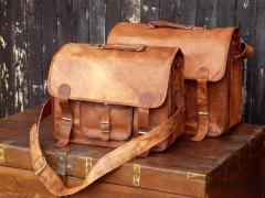Leather Bag manufacturer in India-Craftshades