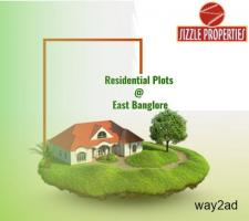 Gated Community Layouts for sale in Bangalore