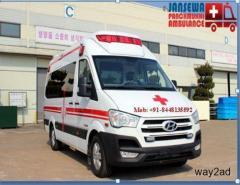 Avail of a Cardiac Ambulance Service in Radium Road