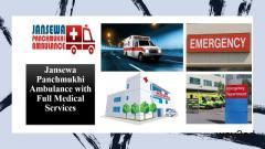 Hire the fastest  Ambulance Service in Krishna Nagar