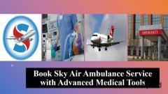 Choose Air Ambulance from Patna to Delhi with Dedicated Medical Group