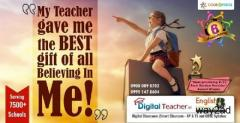 Digital Teacher Smart Classroom Solution for CBSE and SSC (AP & TS)