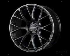 cars weel BBS FI Wheel 19x10.5 5x120 23mm Black Satin FI022BS
