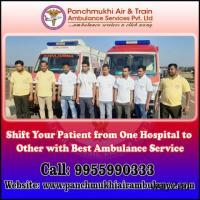 Medical Care Emergency Road Ambulance Service in Namsai
