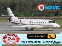 Pick Top-Rated Emergency Air Ambulance in Port Blair at a Very Low Price