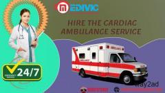 Cardiac Ambulance Service in Bhagalpur, Bihar by Medivic Ambulance