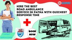 The Great Patient Transportation by Medivic Ambulance Service in Patna
