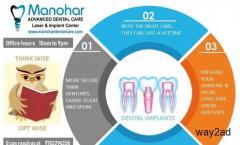 Dental doctors in vizag |Manohar dental care