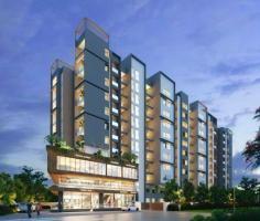 2, 3 BHK flats for sale near Hinjewadi IT Park at iOS Tathawade