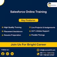 Get Salesforce Marketing Cloud Online Training From CourseDrill