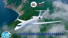 Pick Low-Cost Air Ambulance Service in Jamshedpur with ICU by King