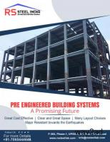Finest Quality PEB Structure Manufacturers in India