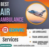 ICU Air Ambulance Services in Chennai by Medivic