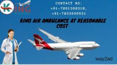 ICU King Air Ambulance Service in Chennai Available in Emergencies