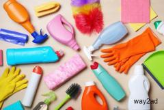 Cleaning Supplies In Greater Noida