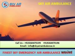 Superior Air Ambulance Service in Dimapur-Sky Air Ambulance