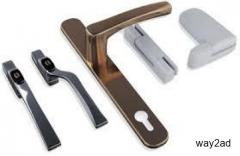 ANS UPVC Solution Provide of High Quality UPVC Hardware in India