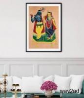 Purchase Genuine Kalighat Art