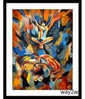 Purchase Famous Abstract Painting