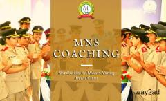 Best MNS Coaching in India