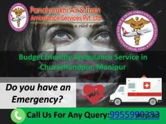 Budget friendly Ambulance Service in Churachandpur, Manipur