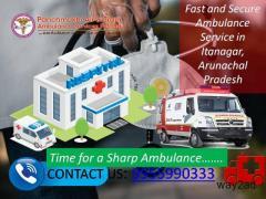Fast and Secure Ambulance Service in Itanagar, Arunachal Pradesh