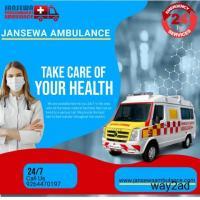 Hi-Tech Ambulance Service in Ramgarh, Jharkhand by Jansewa